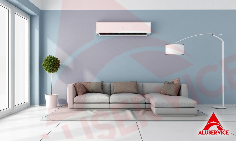 Reparación de aire acondicionado indesit en Sevilla